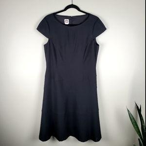 Anne Klein Black Dress Size 12